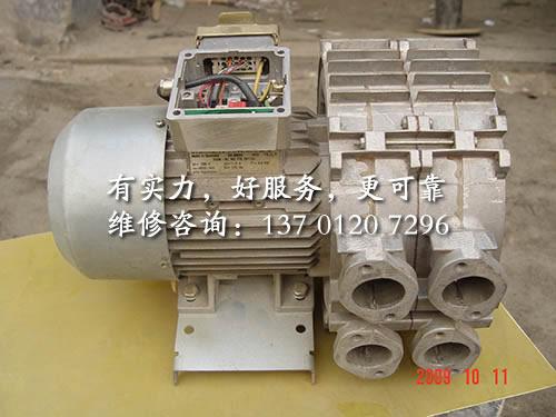 印刷机风泵维修