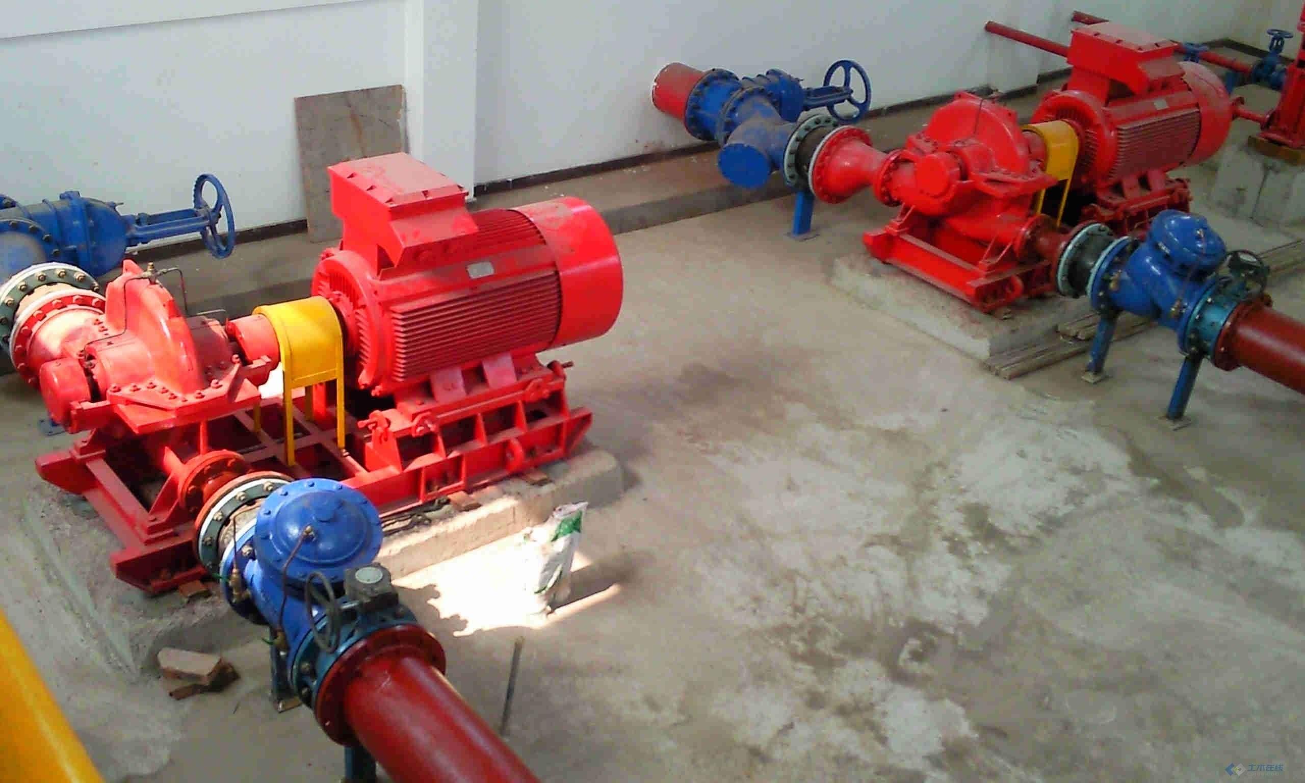 北京水泵维修(图11
