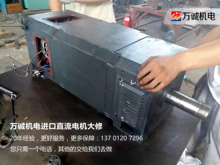 北京进口直流电机维